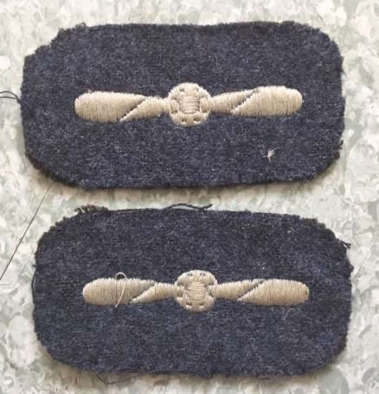 Original RAF Leading Aircraftsman Insignia
