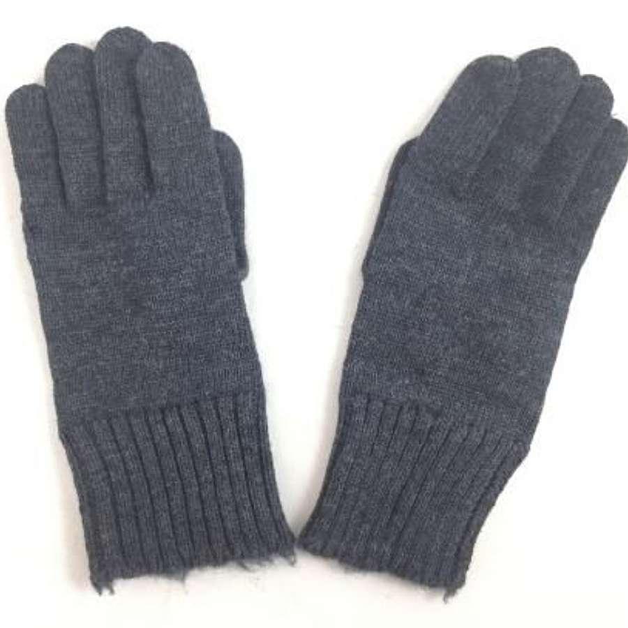 Original WW2 Period RAF Woolen Gloves