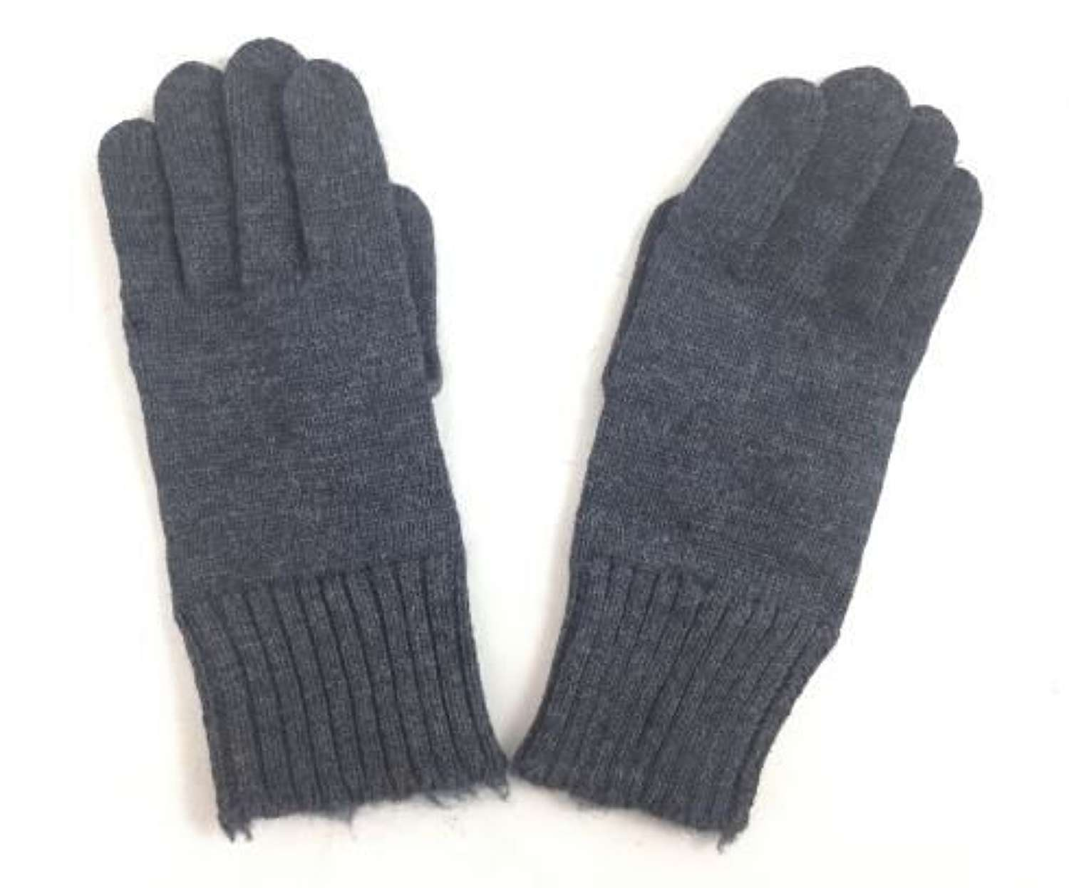 Original WW2 Period RAF Woolen Gloves