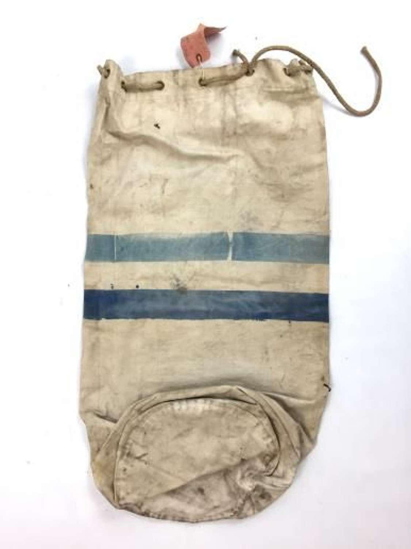 Original 1942 Dated RAF Kit Bag by 'O. Groom LTD'