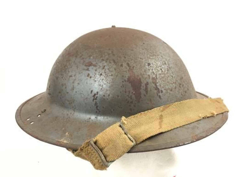Original 1940 Dated RAF MKII Steel Helmet 2C