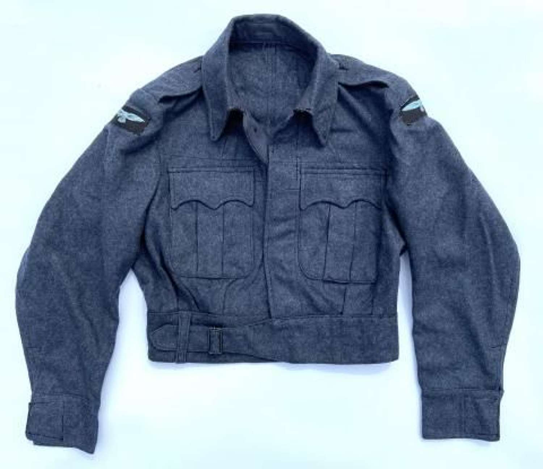 Original 1945 Dated RAF War Service Dress Blouse - Size 5