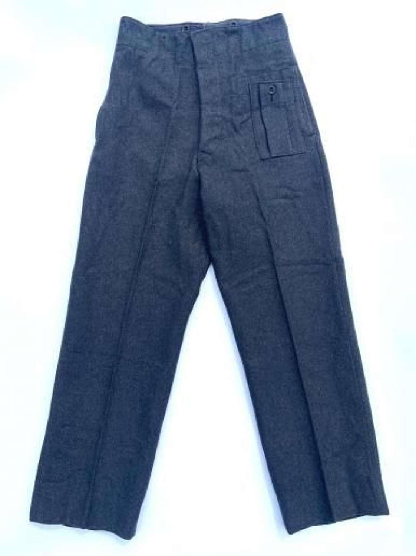 Original WW2 RAF War Service Dress Trousers - Size 7