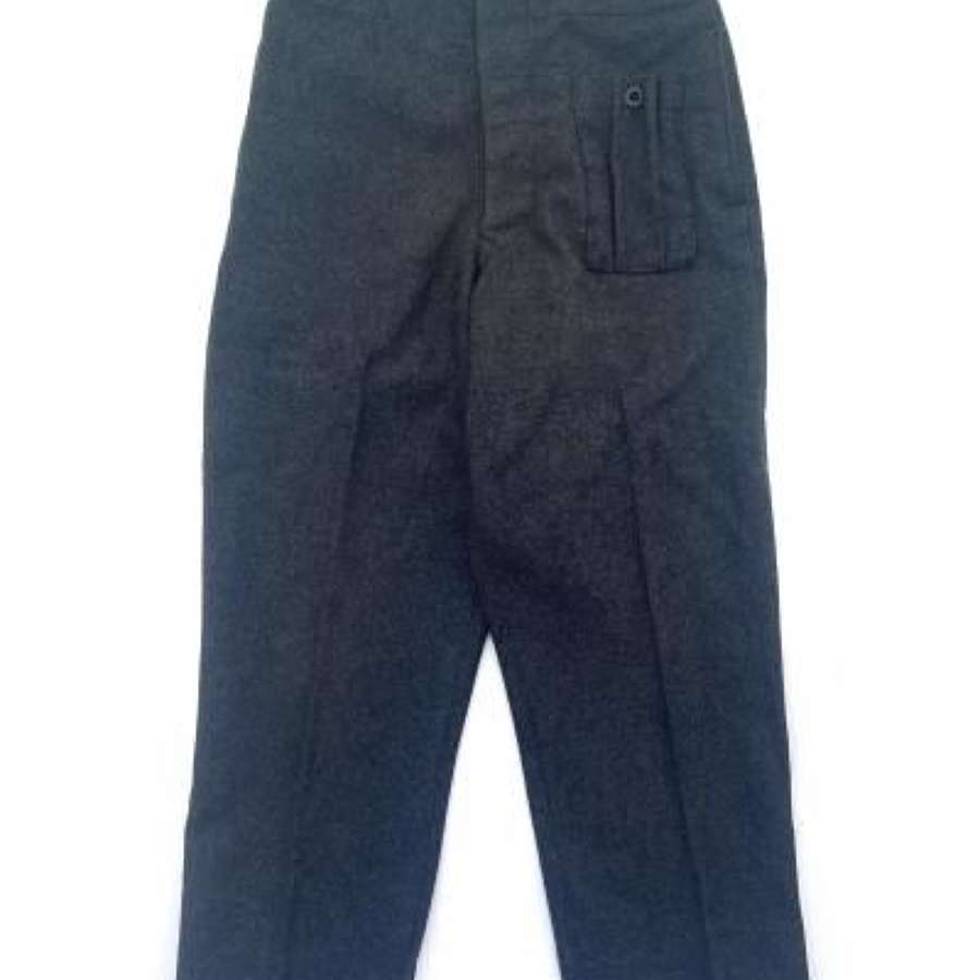 Original 1945 Dated RAF War Service Dress Trousers