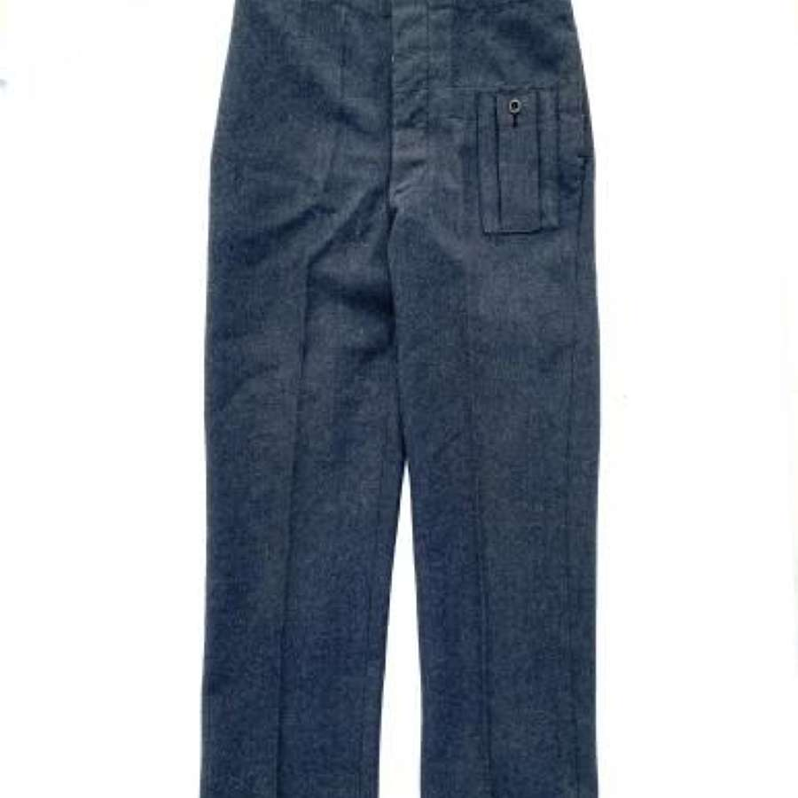 Original WW2 RAF War Service Dress Trousers - Size 16
