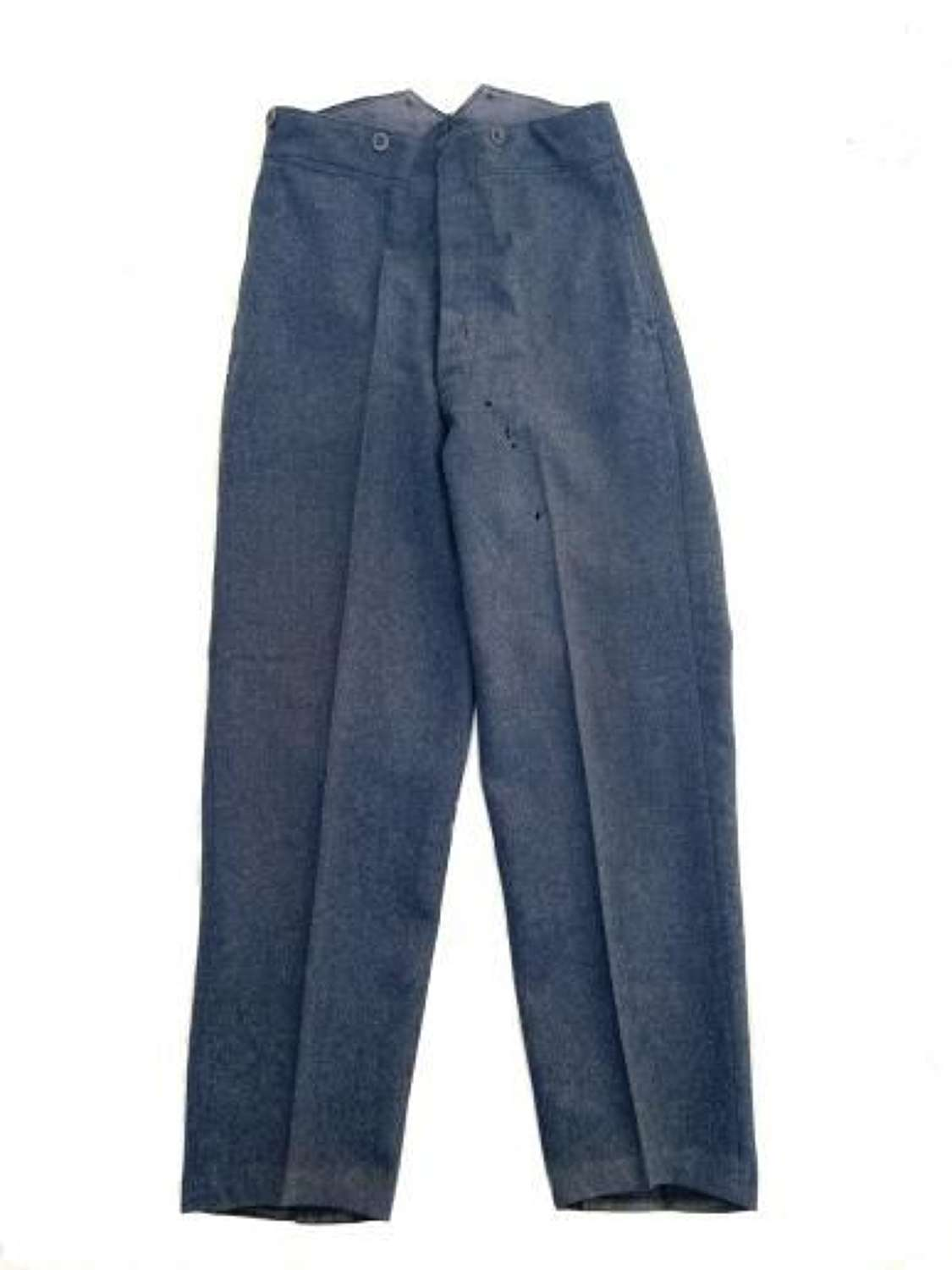 Original 1949 Dated RAF Ordinary Airman's Trousers - Size No 21