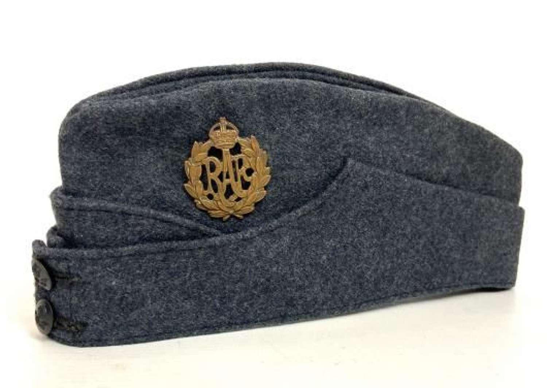 Original 1944 Dated RAF Ordinary Airman's Forage Cap - Size 7