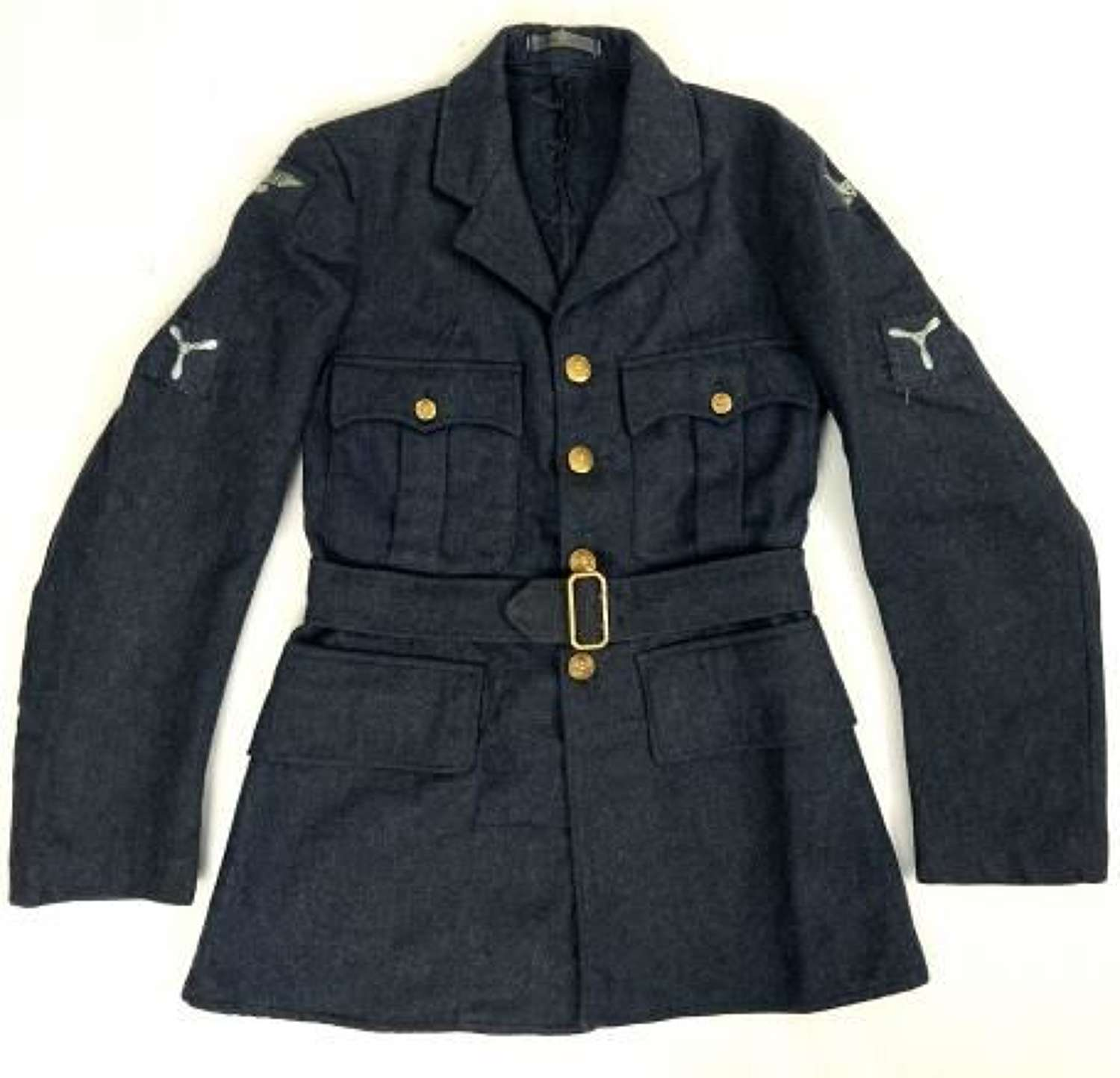 Original 1955 Dated RAF Ordinary Airman's Tunic - Size 10