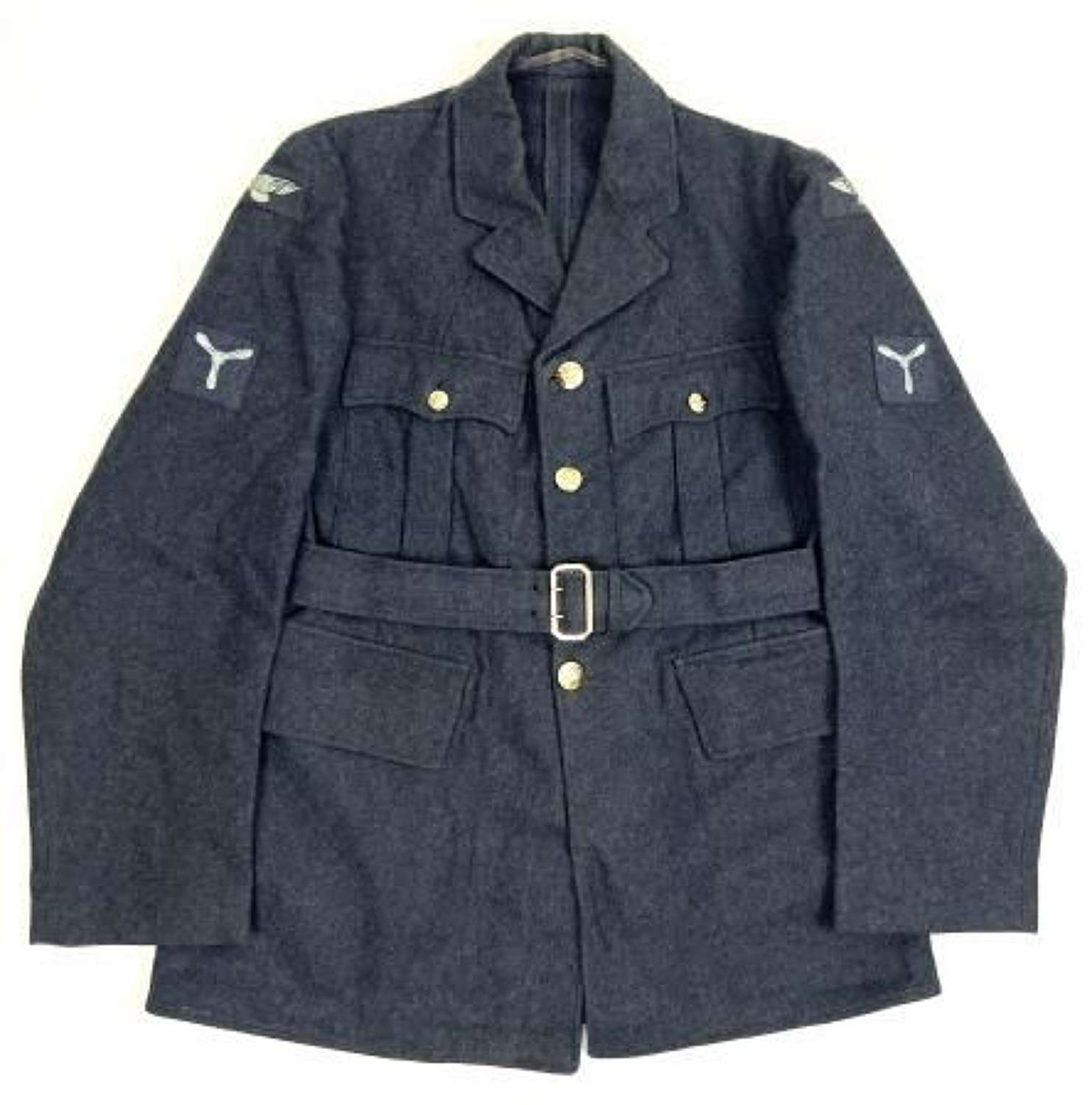 Original 1956 Dated RAF Ordianry Airman's Tunic - Size 15