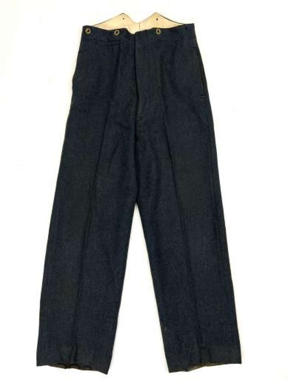 Original 1942 Dated RAF OA Trousers