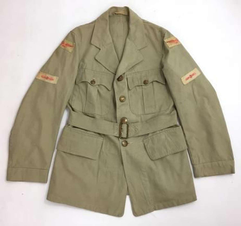 Original WW2 RAF OA KD Tunic