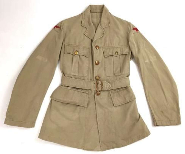 Original 1953 Dated 'Jackets, Khaki Drill, OA, 1949 Pattern