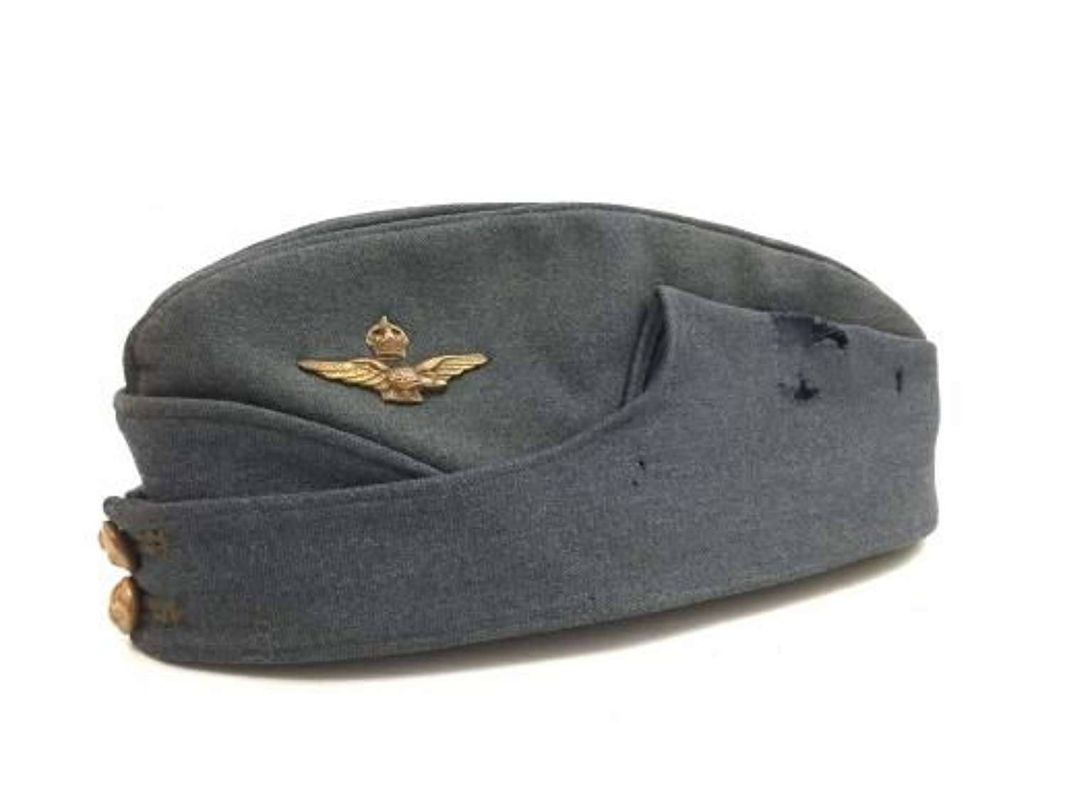 Original WW2 RAF Officers Forage Cap