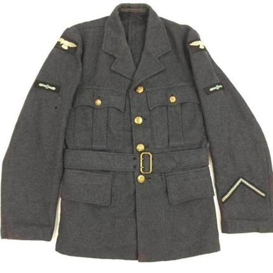 Original 1945 Dated RAF Ordinary Airman's Tunic - Size 8