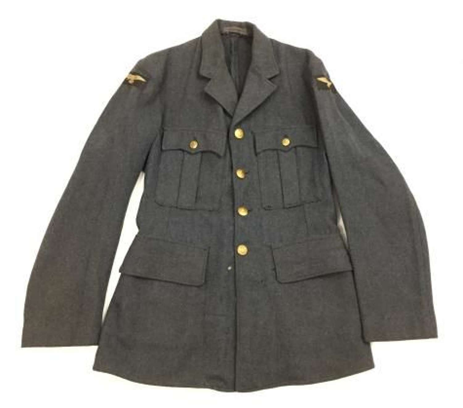Original 1945 Dated RAF Ordinary Airman's Tunic - Size 14
