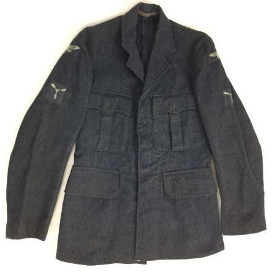 Original 1952 Dated RAF Ordinary Airman's Tunic - SIze 8