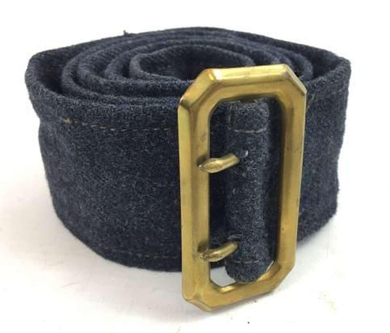 Original RAF Ordinary Airman's Tunic Belt