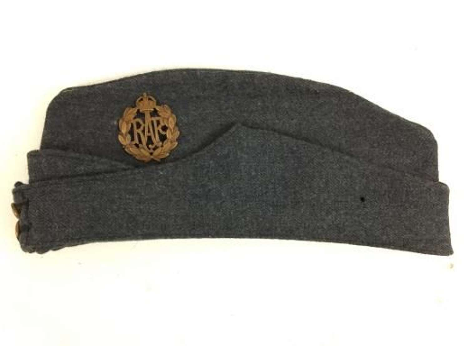 Original 1939 Dated RAF Ordinary Airman's Forage Cap