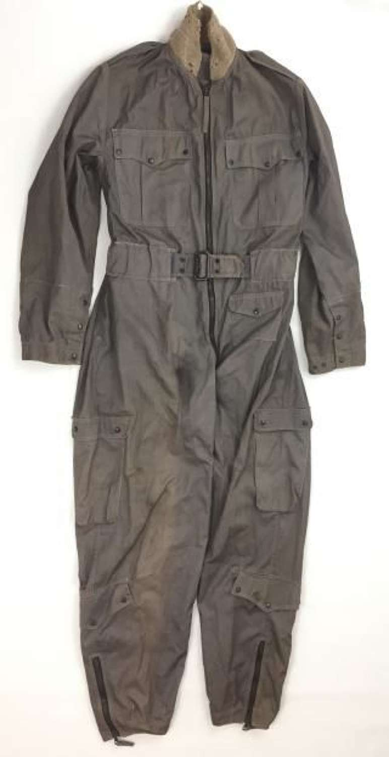 Original RAF Beadon Flying Suit - 81 and 165 Squadron History