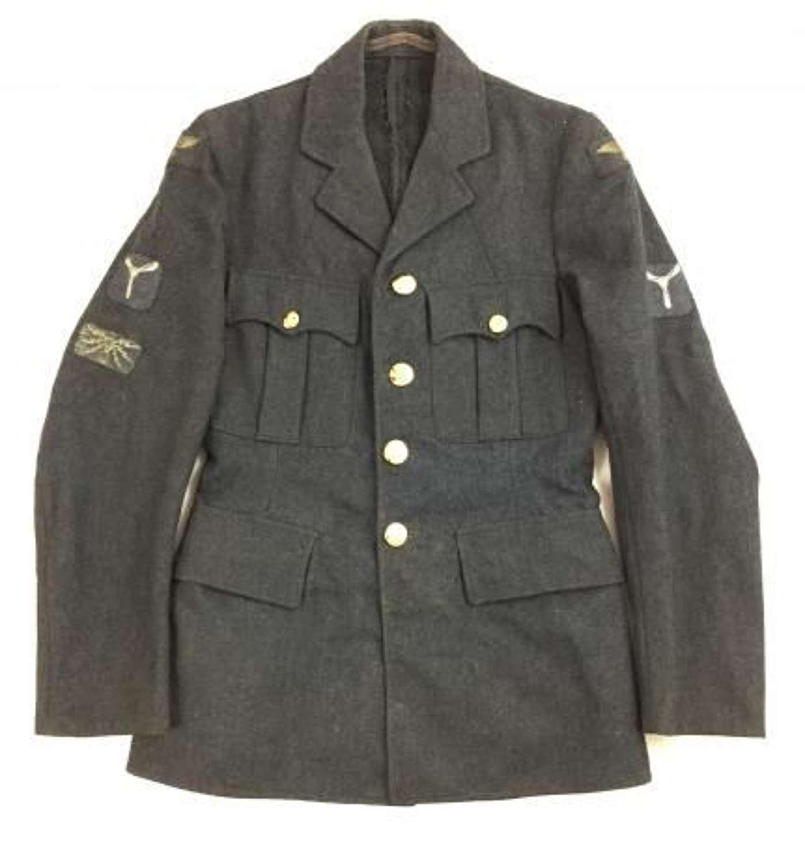 Original 1952 Dated RAF Ordinary Airman's Tunic