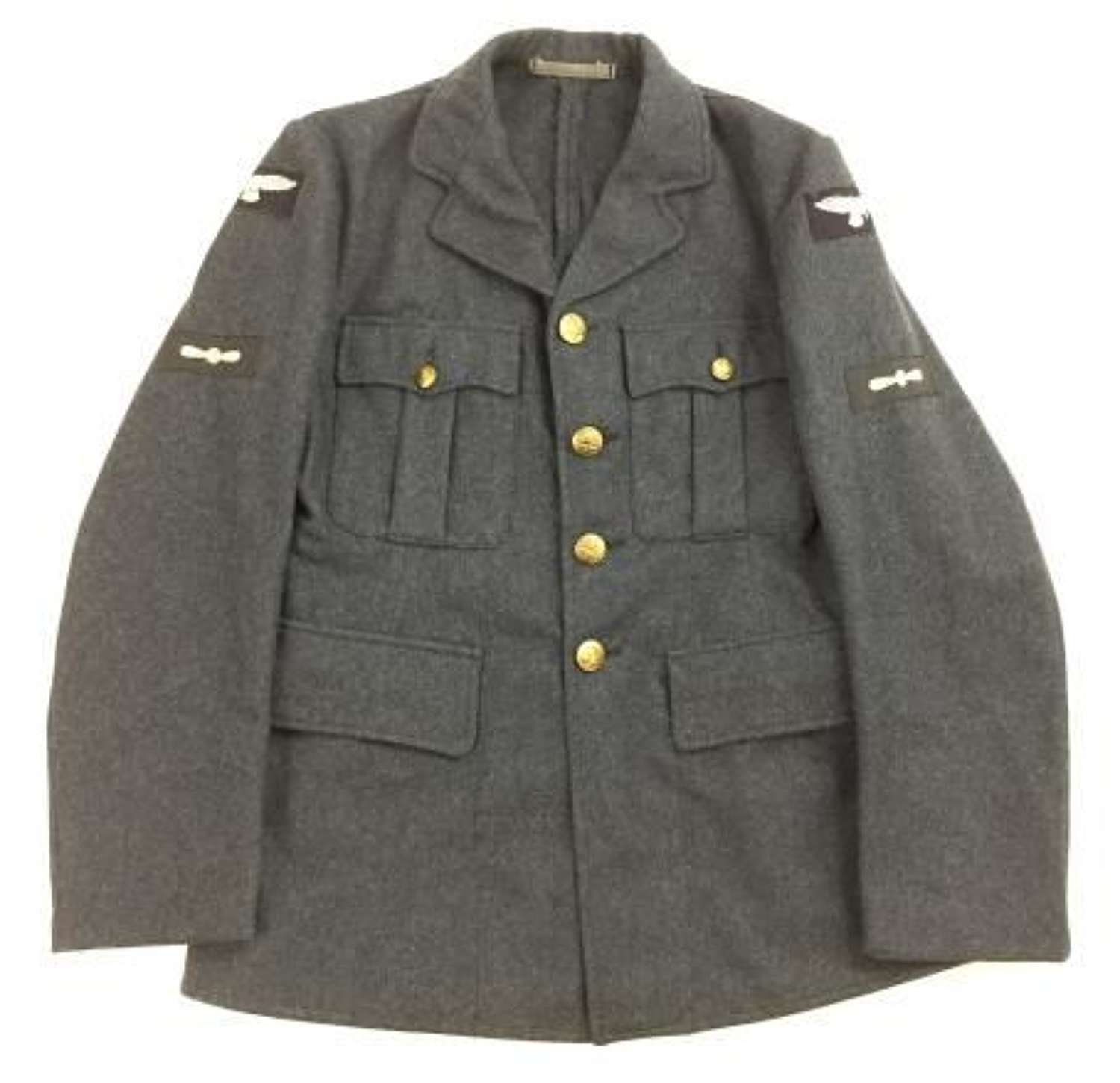 Orignal 1943 Dated RAF Ordinary Airmans Tunic - Size 6