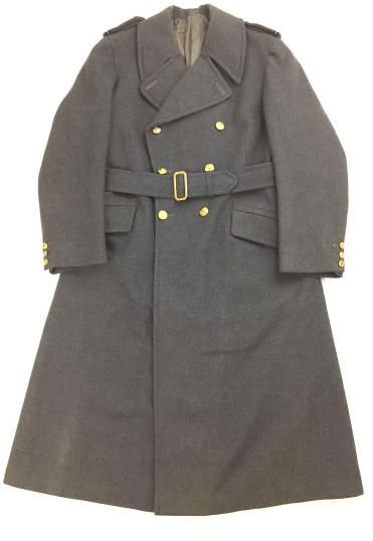 Original WW2 RAF Officers Greatcoat
