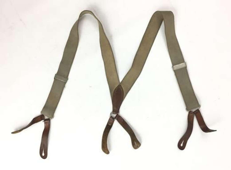 Original RAF Trouser Braces