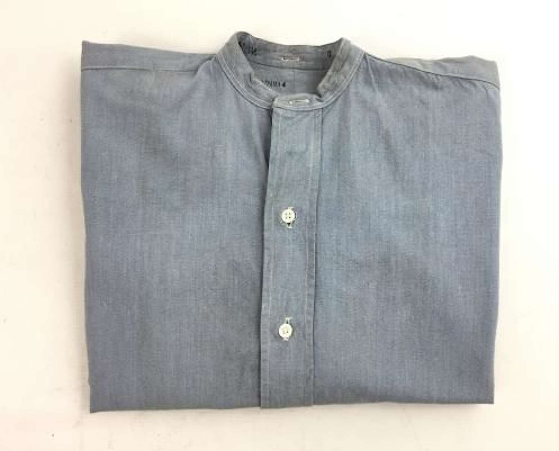 Scarce Original WW2 RAF Ordinary Airman's Collarless Shirt and Collar