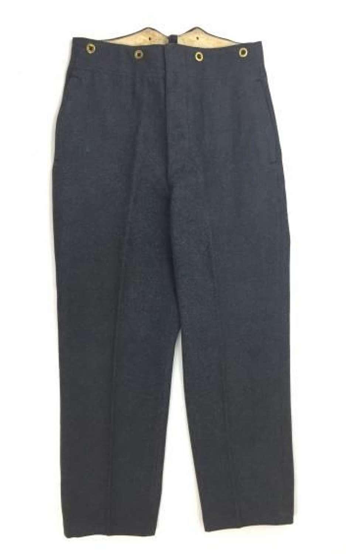 Scarce 1941 Dated RAF OA Trousers