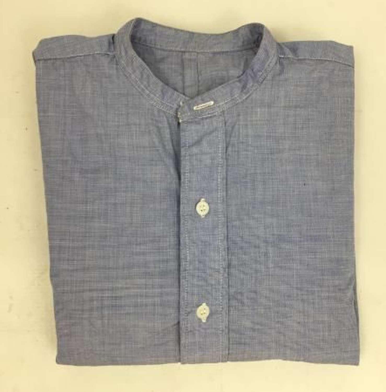 "Orignal RAF Officers Collarless Shirt - Size 14 1/2"""