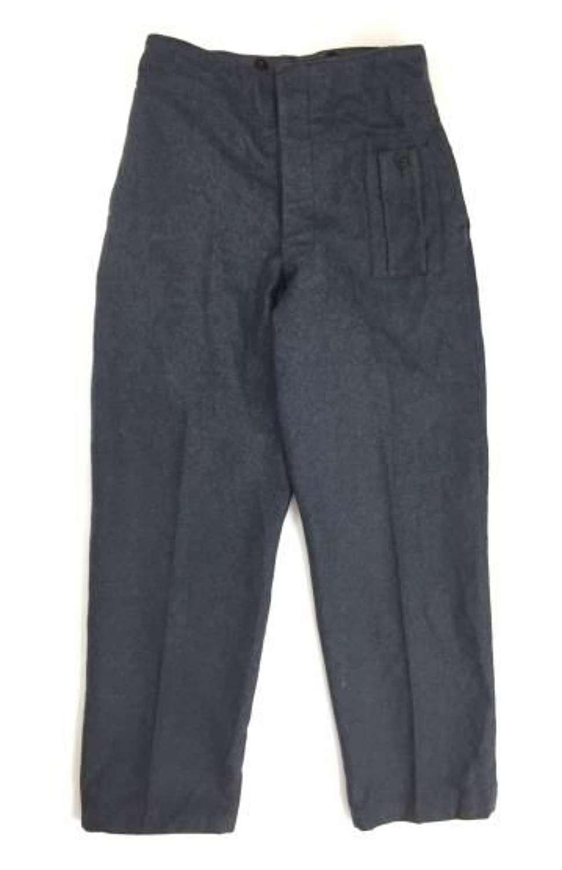 Superb 1945 Dated War Service Dress Trousers