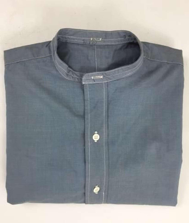 Original RAF Ordinary Airman's Collarless Shirt