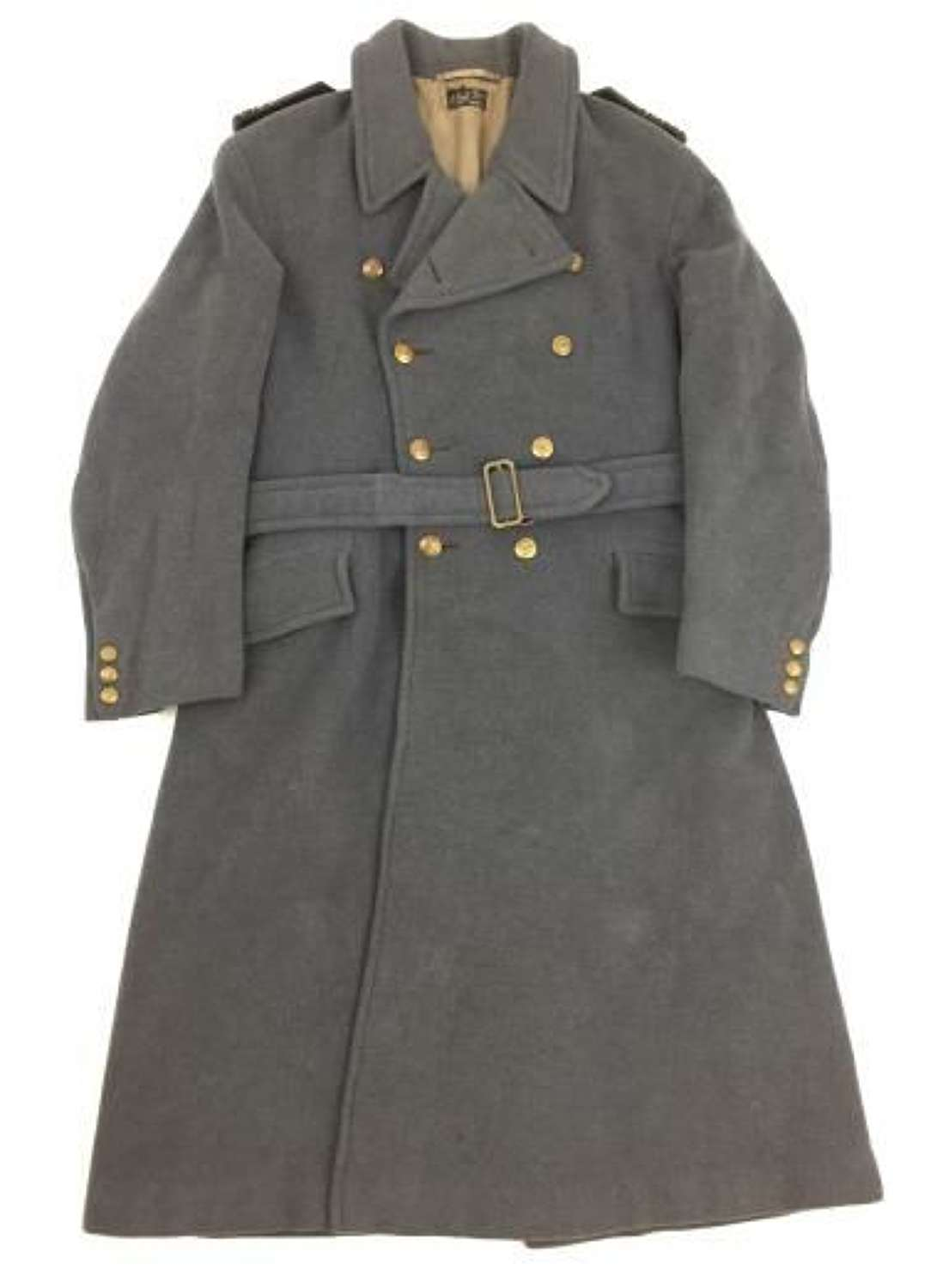 Original 1938 Dated RAF Officers Greatcoat
