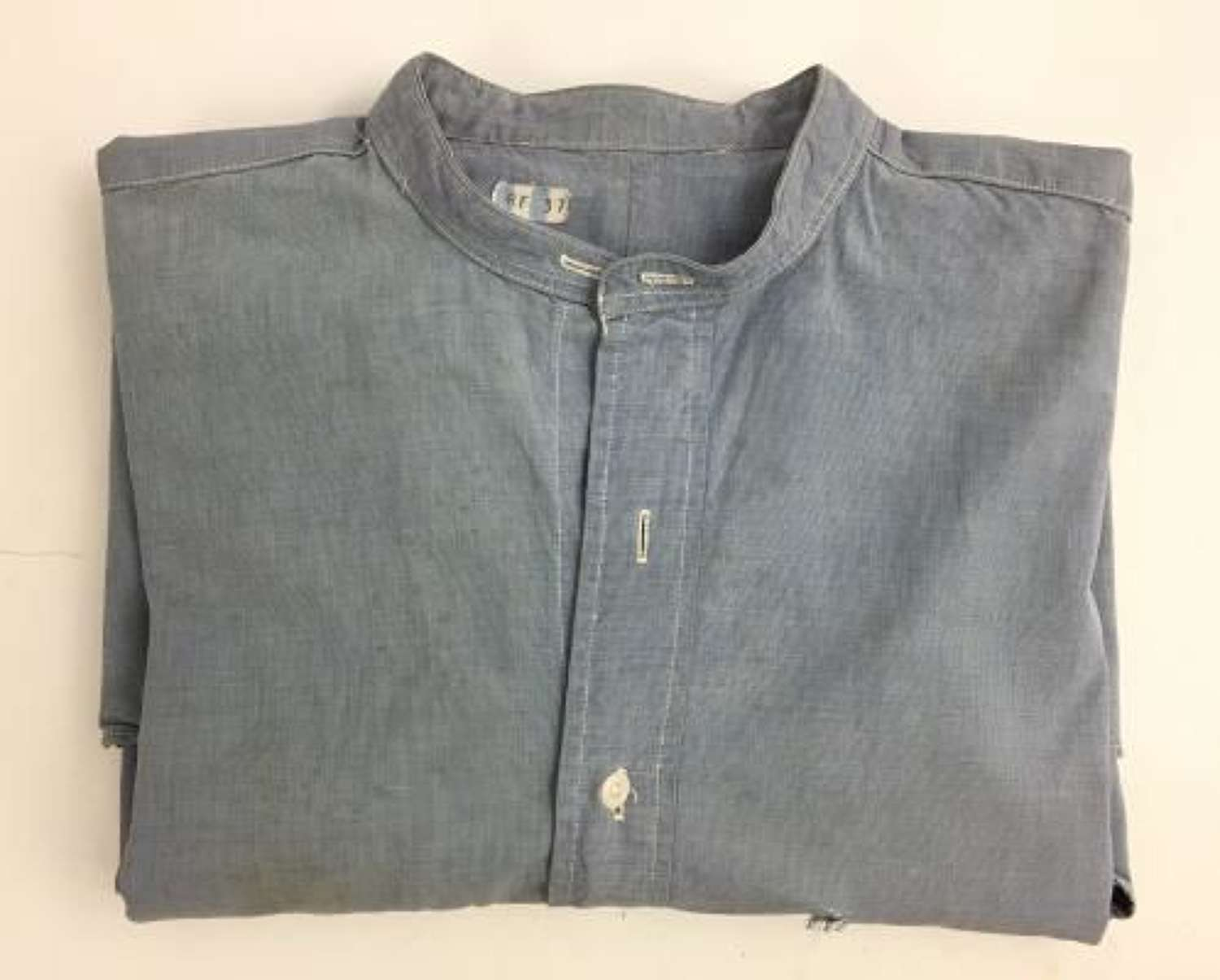 Original RAF Ordinary Airman's Collarless Shirt