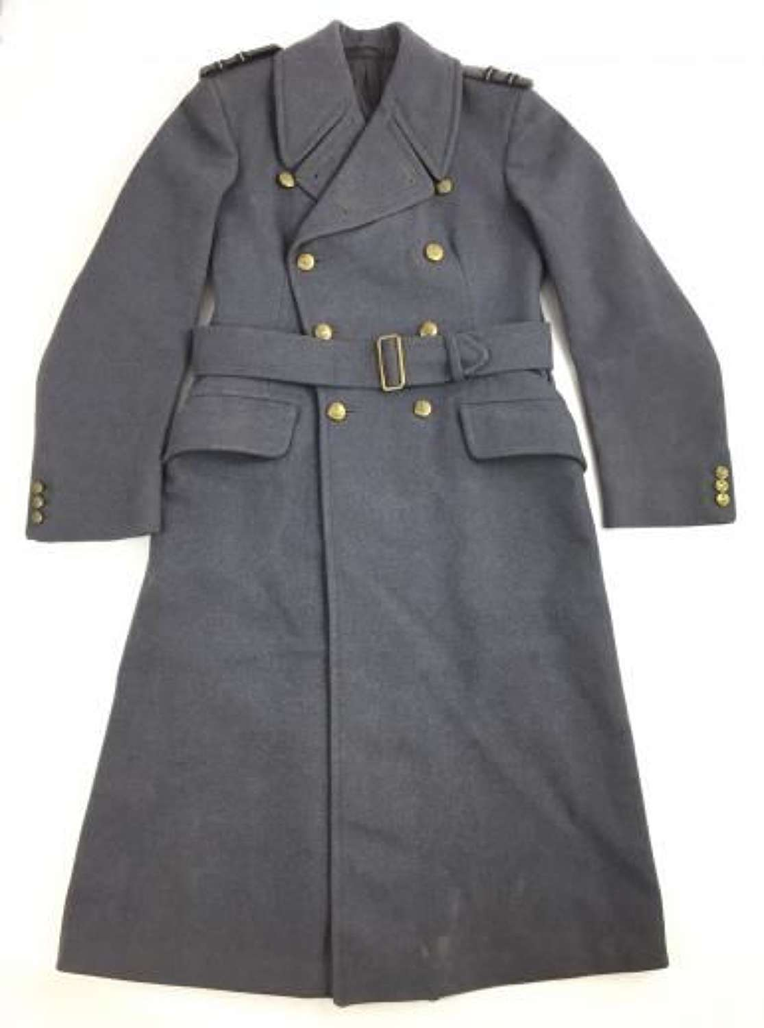Original WW2 RAF Officers Greatcoat - Issue Label