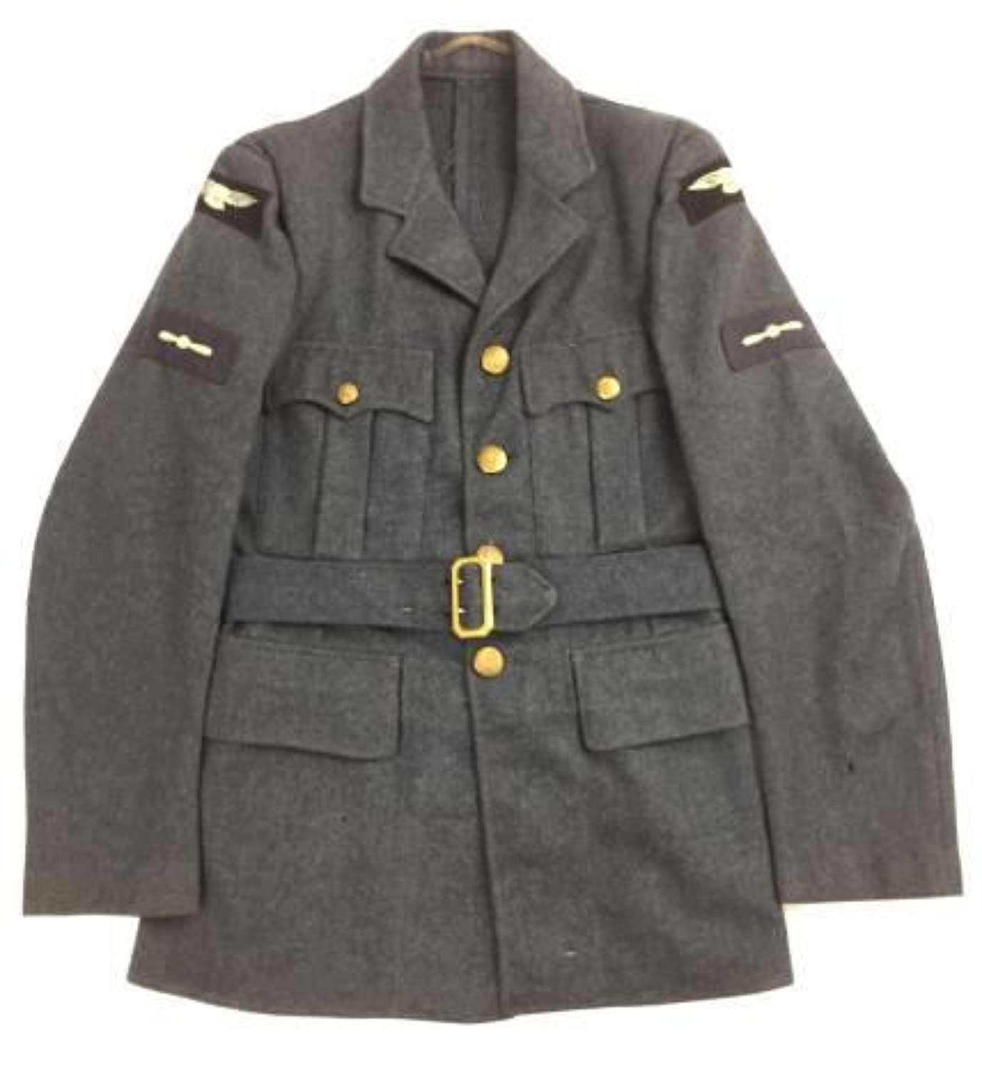 1951 Dated RAF OA Tunic + Belt - Size No.7