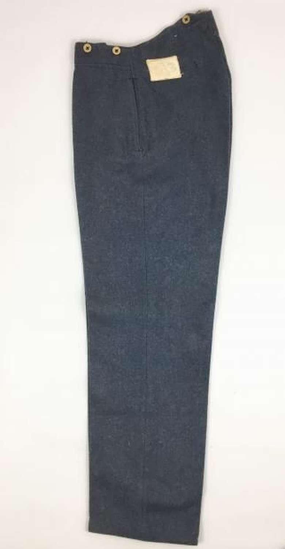 1942 Dated RAF OA trousers