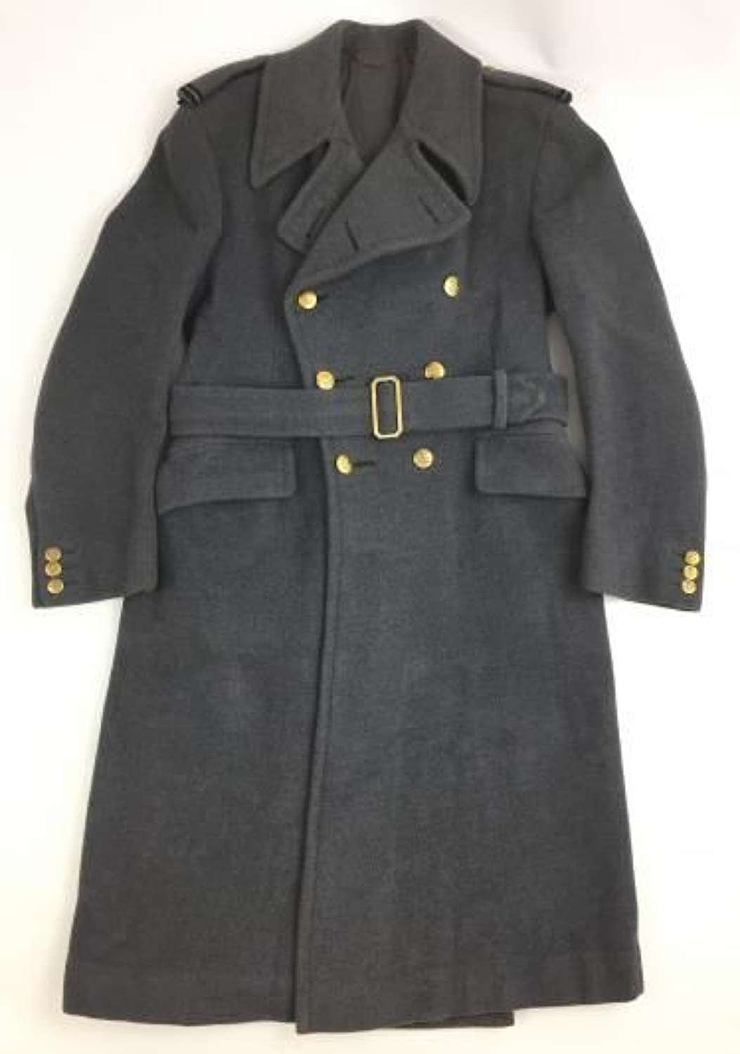 1943 Dated RAF Officers Crombie Overcoat