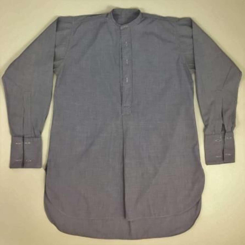 Original WW2 RAF Officers Shirt + Collar