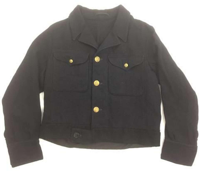 Original WW2 Fleet Air Arm Battledress Blouse No.5A Working Dress