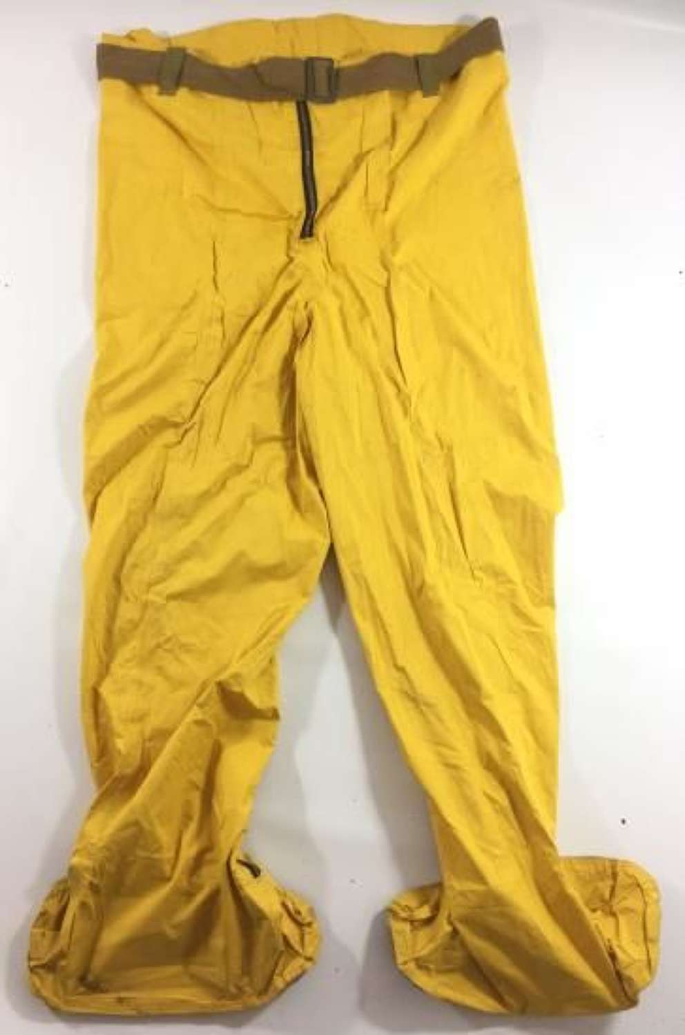1942 Dated RAF Air Sea Rescue Waterproof Over Trousers