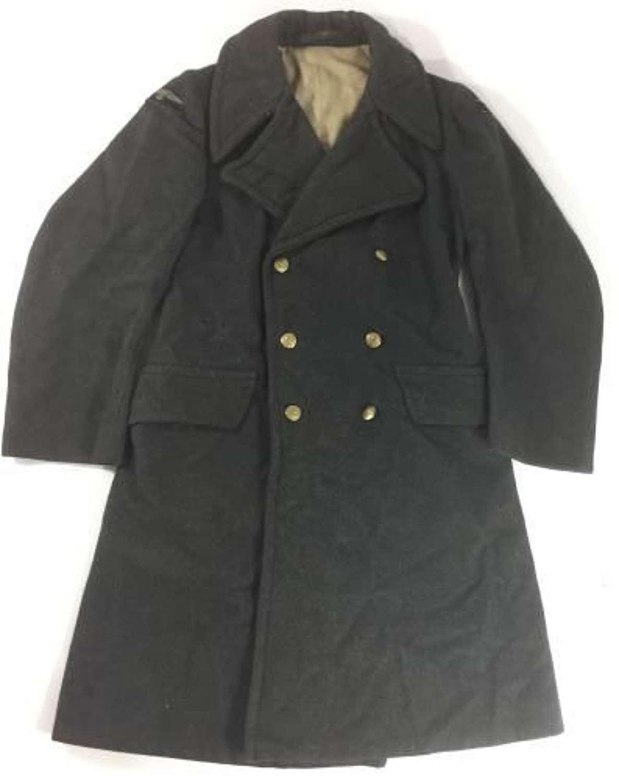 1945 Dated RAF OA Greatcoat