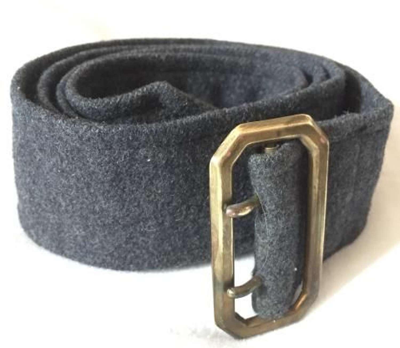 RAF OA Tunic Belt - Size 36