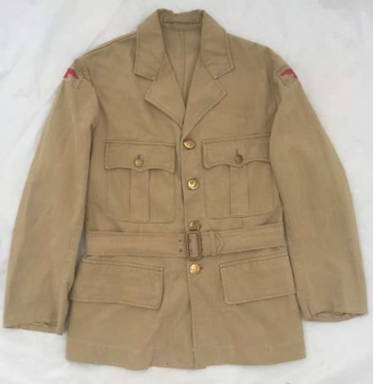 Original RAF 'Jacket, Khaki Drill, OA'