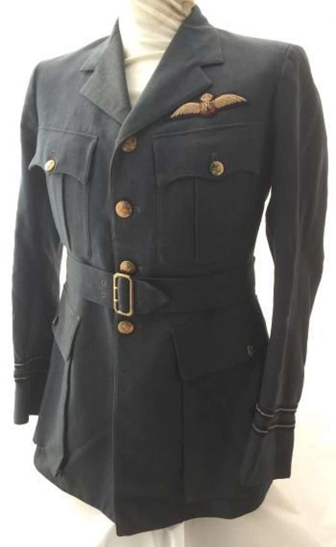 Original WW2 RAF Fl/Lt Pilot Tunic