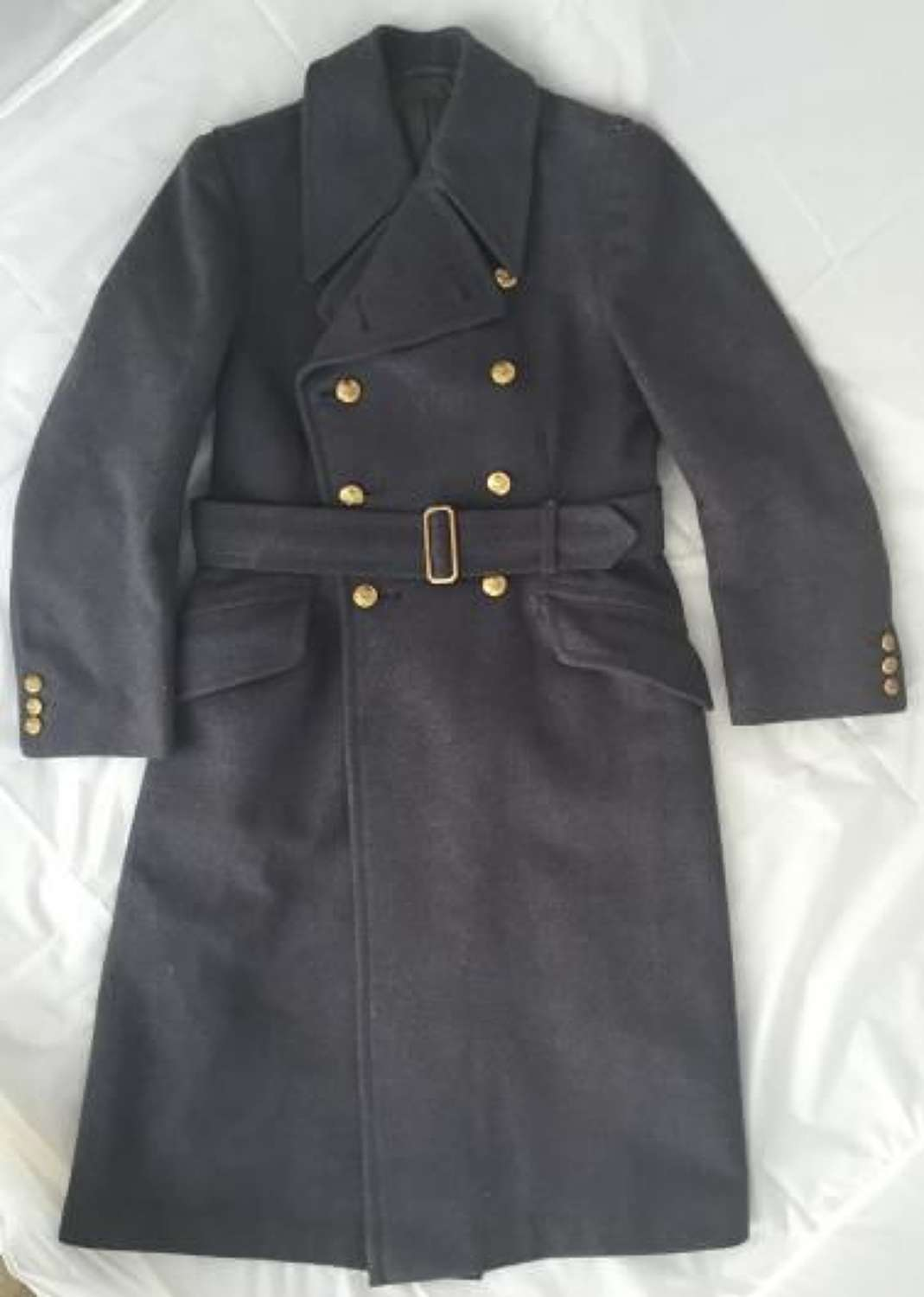 Orignal WW2 RAF Officers Greatcoat