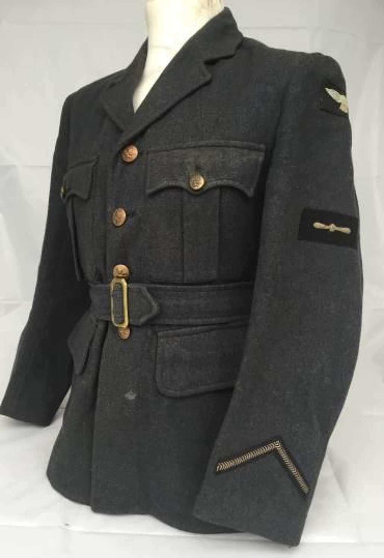 Original 1942 Dated RAF OA Tunic with LAC Insignia