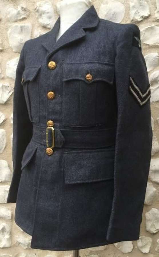 RAF OA Corporal Tunic Dated 1951