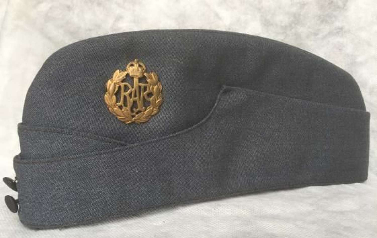 1940s RAF Private Purchase Side Cap - Hong Kong Manufacture