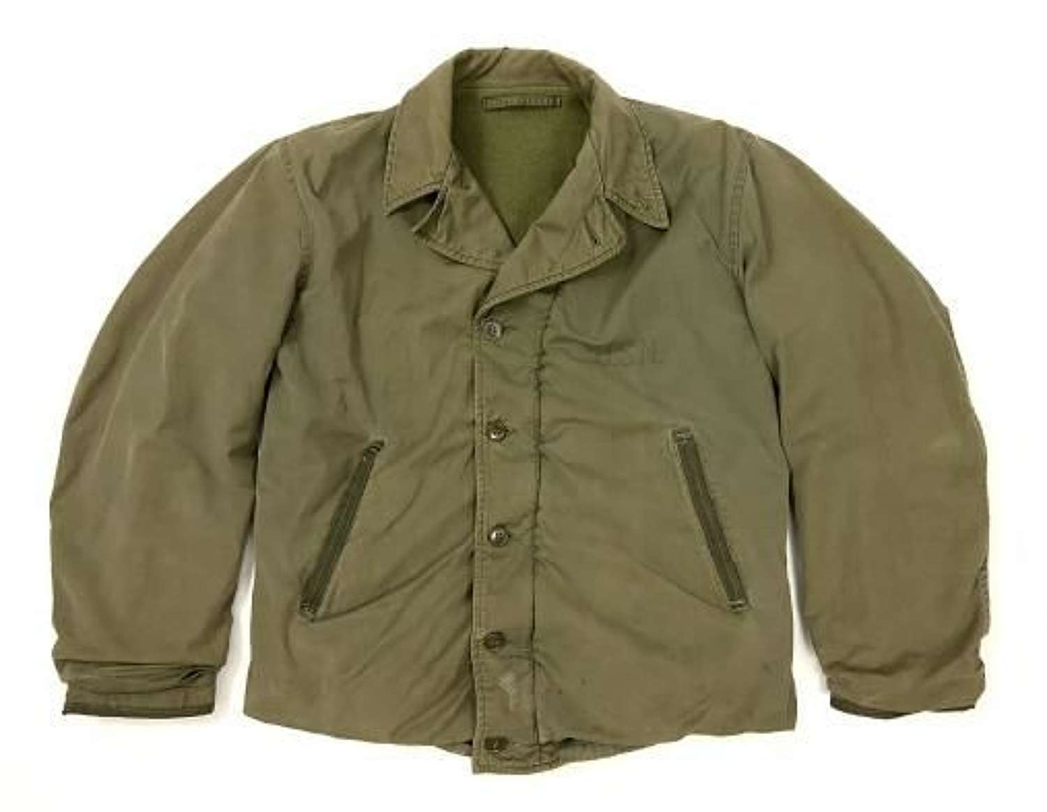 Original 1940s US Navy N-4 Deck Jacket
